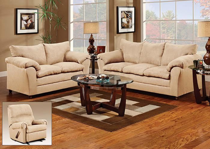Furniture exchange victory lane taupe sofa for Furniture exchange