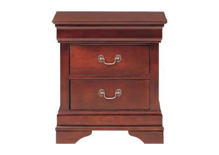 Furniture exchange cherry louis philippe nightstand for Furniture exchange