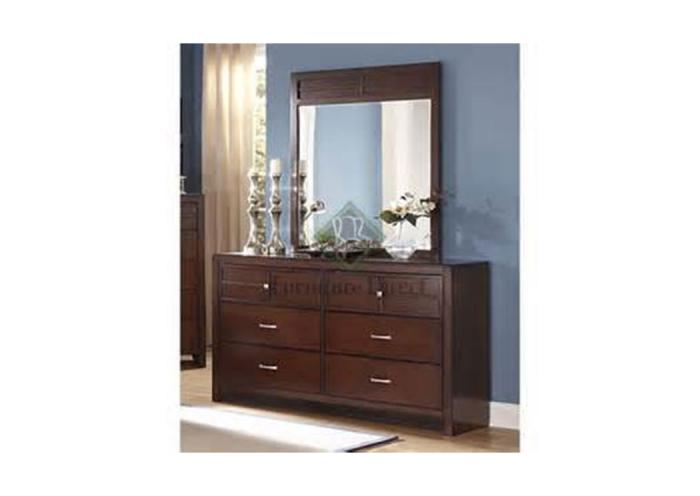 Furniture Exchange Kensington Burnished Cherry Dresser