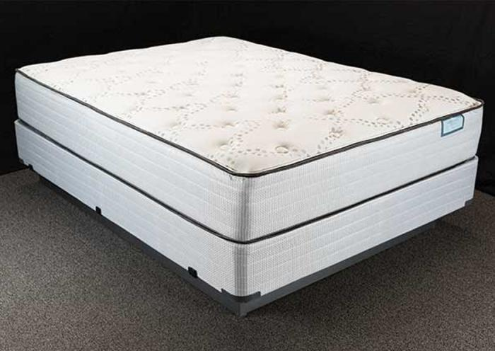 Furniture Exchange Denali Plush King Size Mattress Set