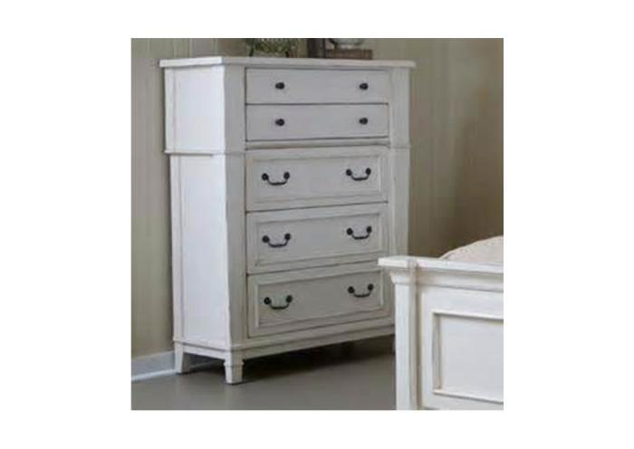 Furniture exchange stoney creek white chest for Furniture exchange